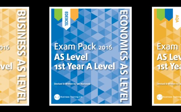 Brand New – Exam Packs for AS
