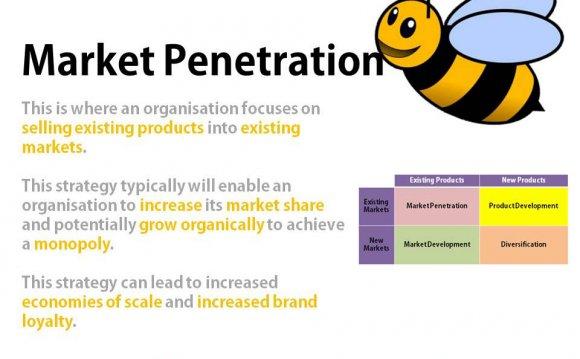 Bee Business Bee Ansoffs