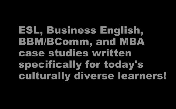 Business Case Studies for the