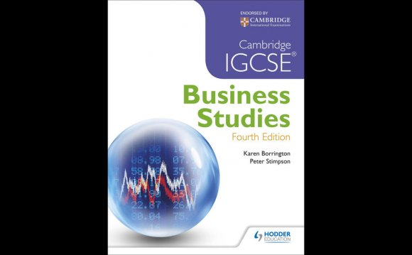 Cambridge IGCSE Business