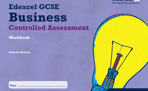 Edexcel GCSE Business Studies: