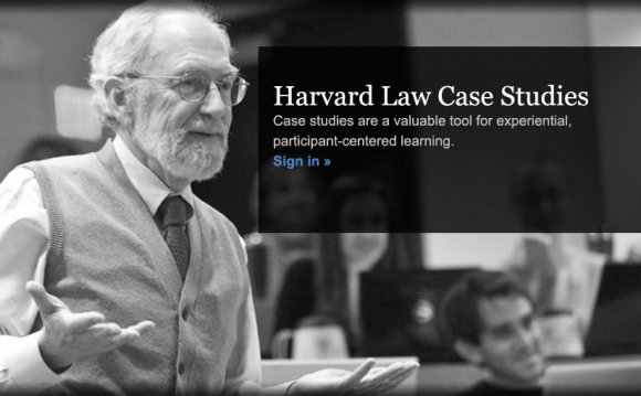 Harvard Law School | The Case