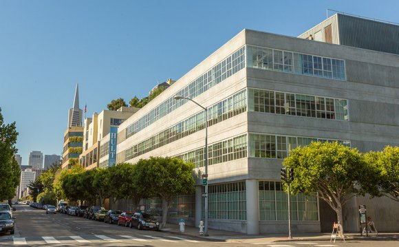 Hult San Francisco campus in