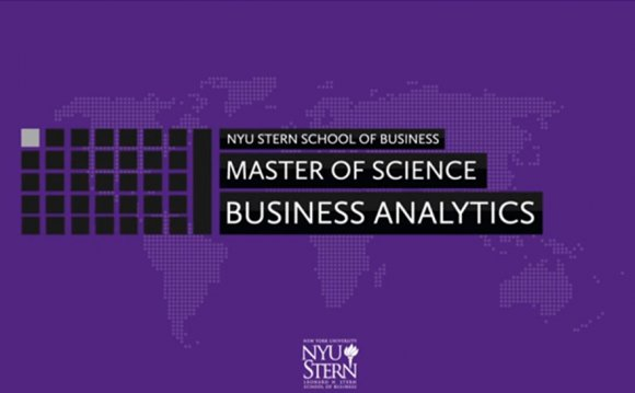NYU Stern MS in Business