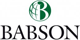 babson university logo design
