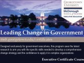 Georgetown Executive Education