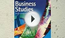 AQA GCSE Business Studies: Textbook [Read] Online