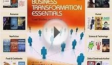 PDF Business Transformation Essentials: Case Studies and