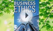 PDF Download Business Ethics: A Case Study Approach Read