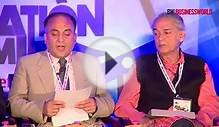 Rajeev Dubey, Executive Editor speaking at India Education