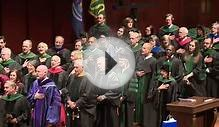 University of Michigan Medical School Commencement 2015