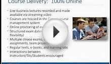 Webinar: Bachelor of Science in Business Administration