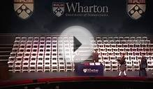 Wharton Executive MBA Graduation Ceremony 2015